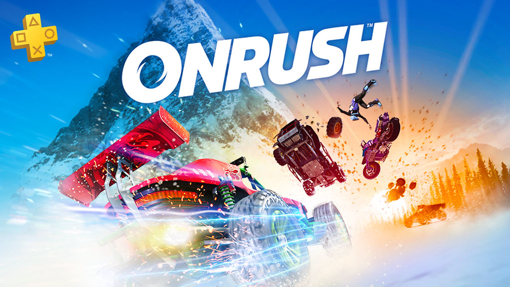 OnRush comes to PlayStation Plus in December