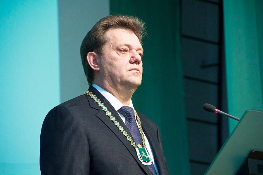 На заводе, принадлежащем семье мэра Томска, прошли обыски