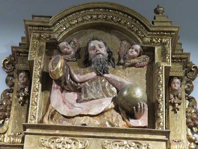 La Iglesia de Santa Catalina de Alejandría de Sevilla