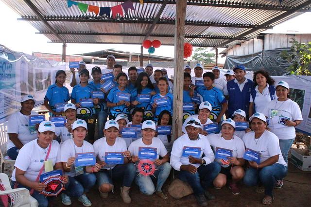 Muestra Fotográfica y Conciliatón | Comunidades Tejedoras de Paz Tame, Arauca