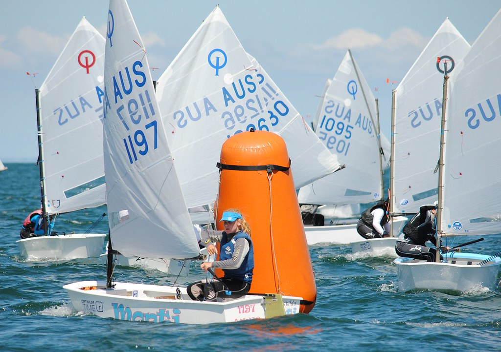 Victorian Optimist Championships 2015