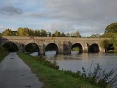 Pont routier... Roc-Saint-André