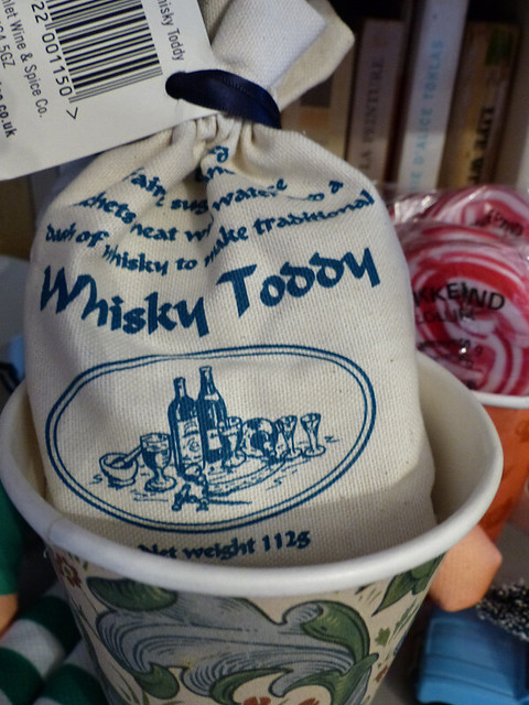 whisky toddy mix