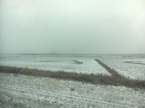 Fladland winter
