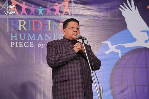 SNM Zonal Incharge Baldev Nagpal from Bhiwani HR, expresses his views