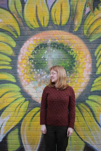 Wharf Street Pullover by Hannah Fettig