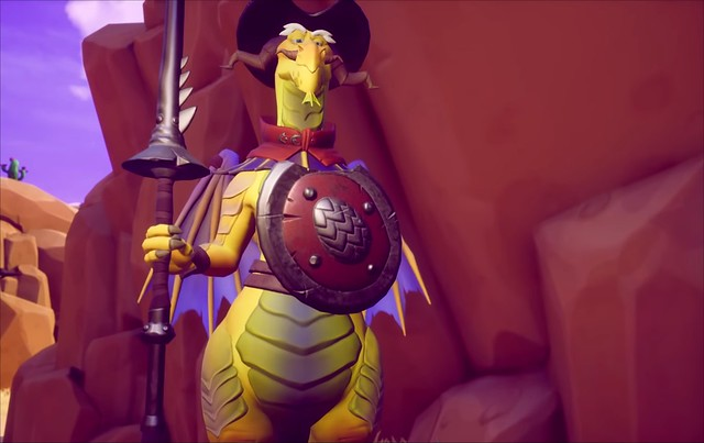 Spyro Reignited Trilogy  - 柯南