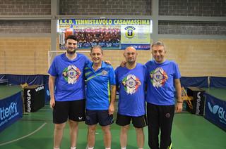 La Serie C1 D con G. Pellegrini, Dell'Omo, Di Giuseppe, De Carolis