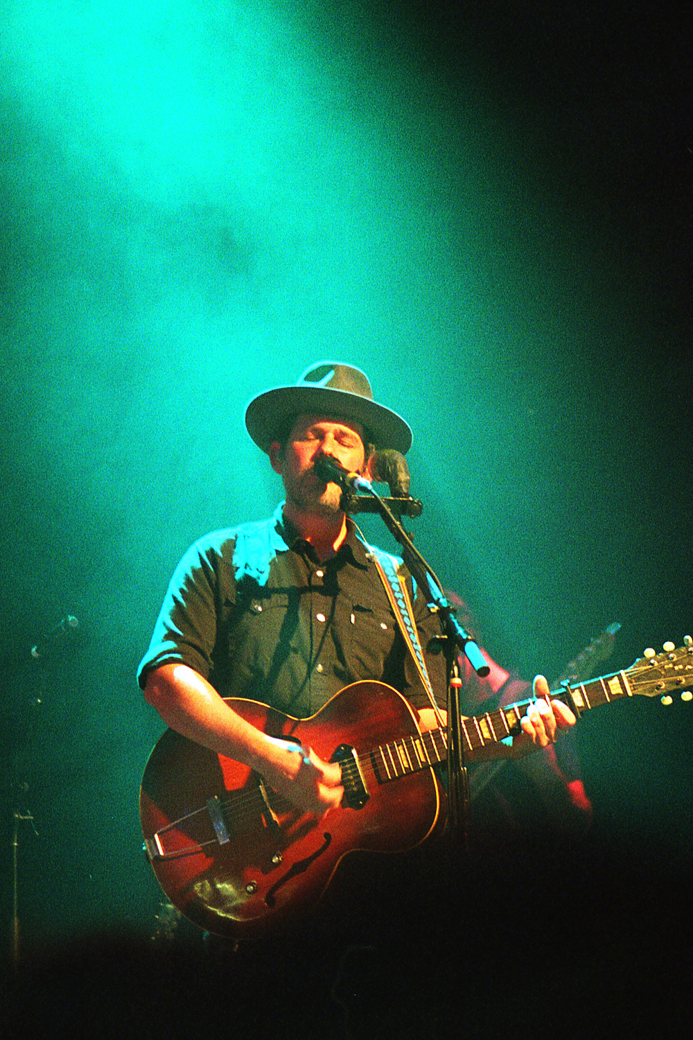 Gregory Alan Isakov with Leif Vollebekk @ Infinity Hall