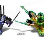 LEGO Ninjago Legacy 2019 70664 05