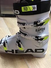 Lyžařské boty HEAD RAPTOR 120S RS WHITE 18/19-veli - titulní fotka