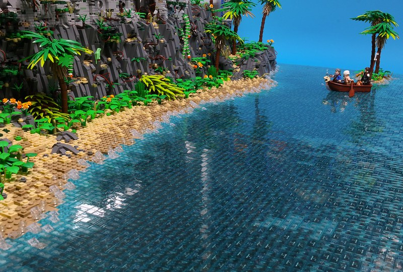 TEASER-Detail Picture 3 - Lost island