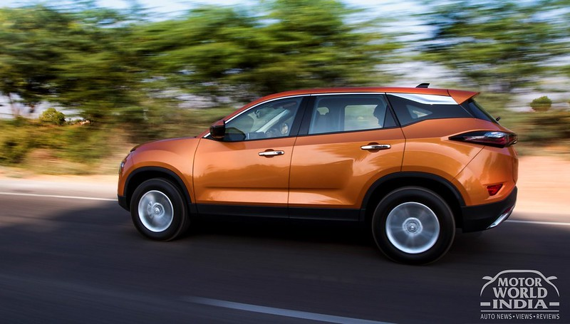 Tata Harrier Review