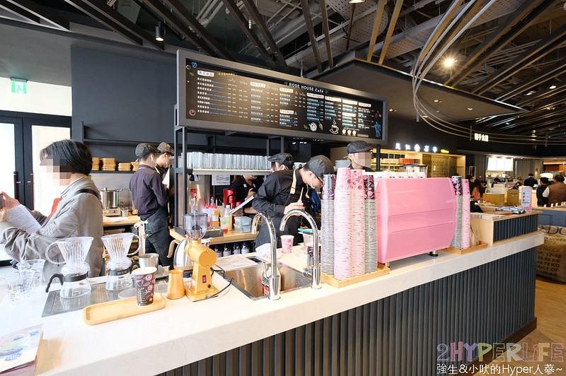 三井outlet-Rose house cafe (3)