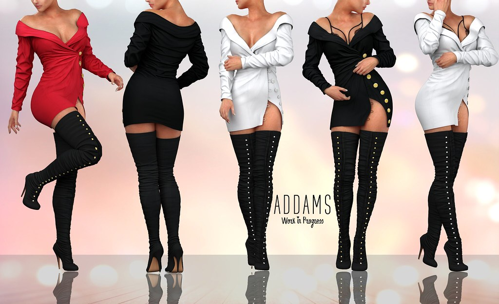 Addams… NEW amazing WIP + Giveaway timeee!