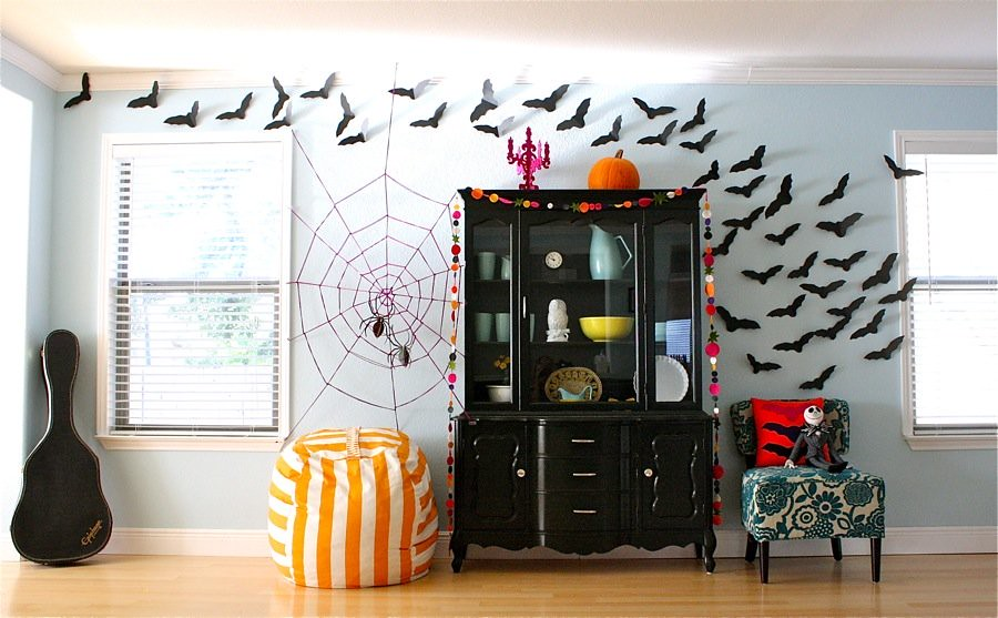 Hex Your Office Into a Haunted House