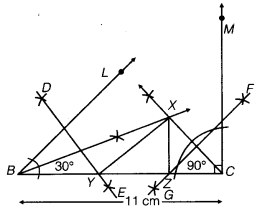 NCERT Solutions for Class 9 Maths Chapter 11 Constructions 17