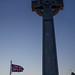 Seaham war memorial.