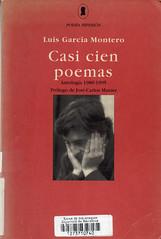 Luis García Montero, Casi cien poemas