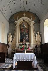 Eglise Saint-Germain, Vieux-Fumé - Photo of Rouvres