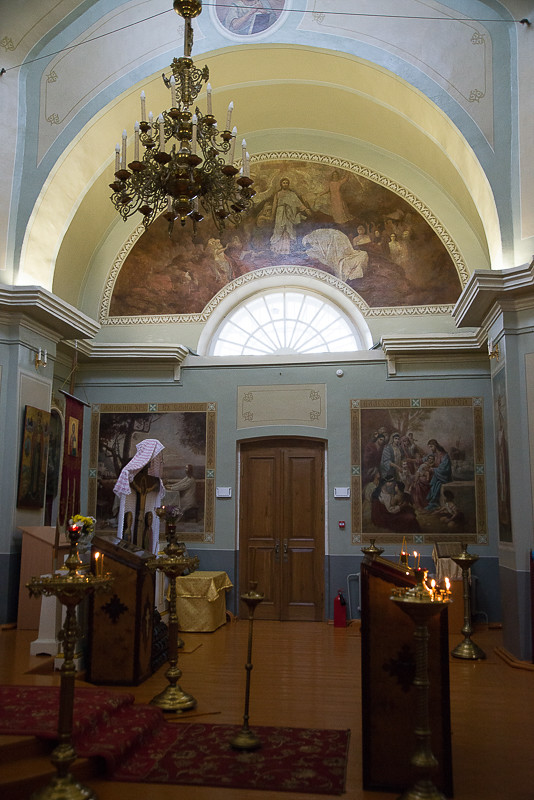 Церковь Михаила Архистратига, село Лермонтово. Фото А. Семенова