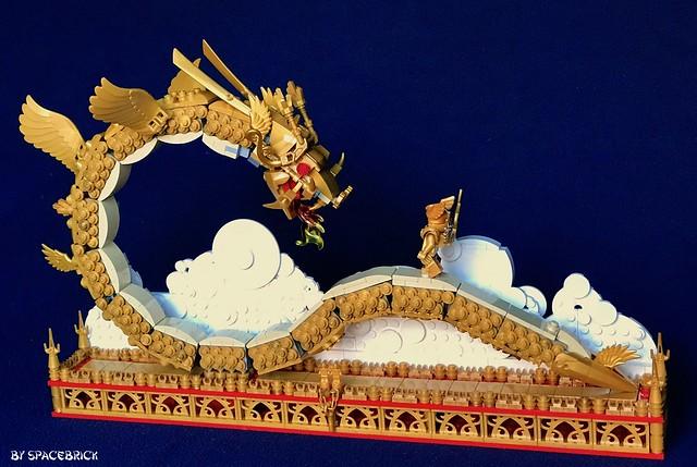 Shrine of the Golden Dragon