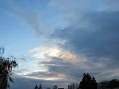 Morning clouds 12/5/18