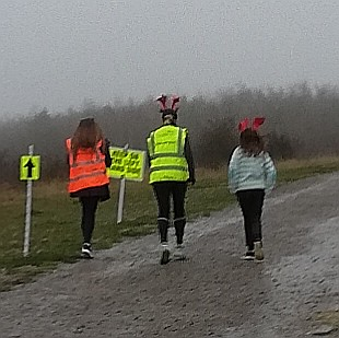Gedling junior parkrun.  23 Dec 18.