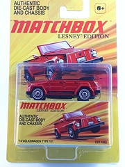 Unopened cars [boxed / carded]