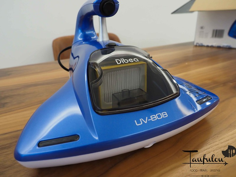 Dibea UV Vacumm Cleaner (2)