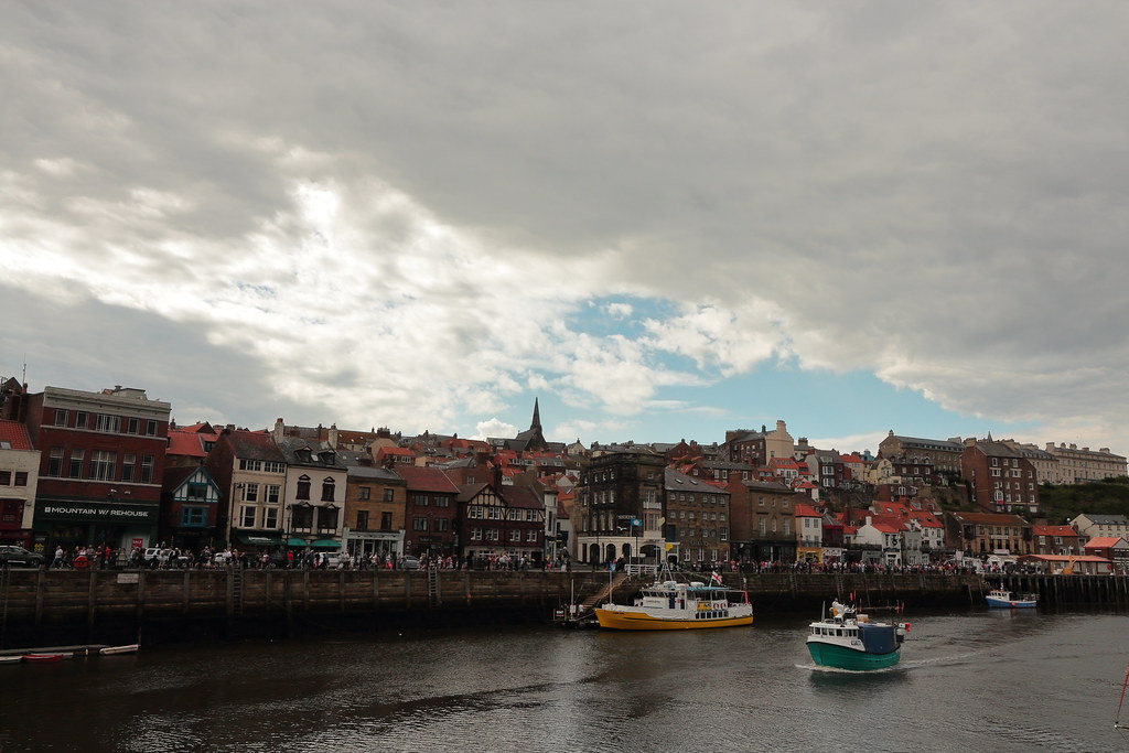 Whitby | Mike.Dales | Flickr by Mike.Dales