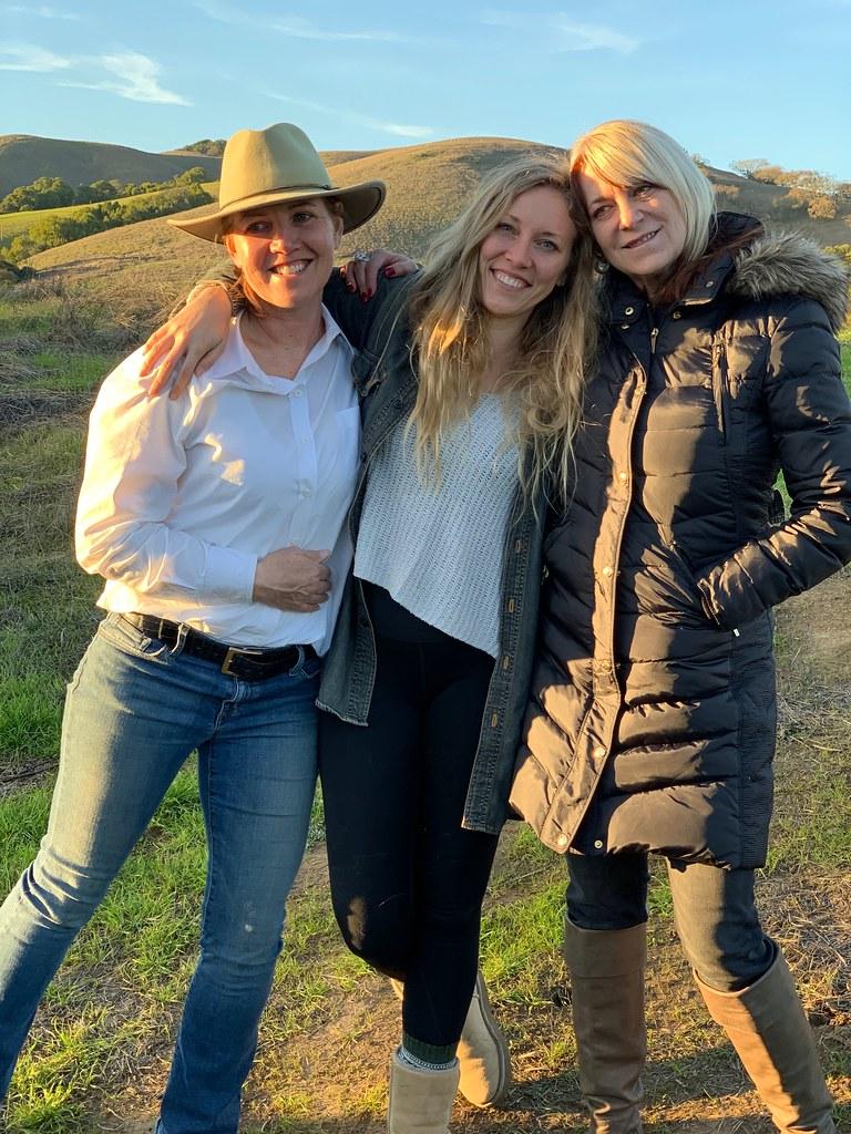 Sharon, Shannon and Sharon
