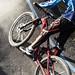 Sykling i pumptrack i GT Bikepark