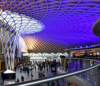 King Cross Station Roof