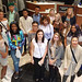 Thu, 10/05/2017 - 08:51 - A photograph of GCC students in NYC before their visit to FIT, courtesy of GCC