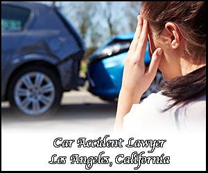 car accident legal assistance in LA