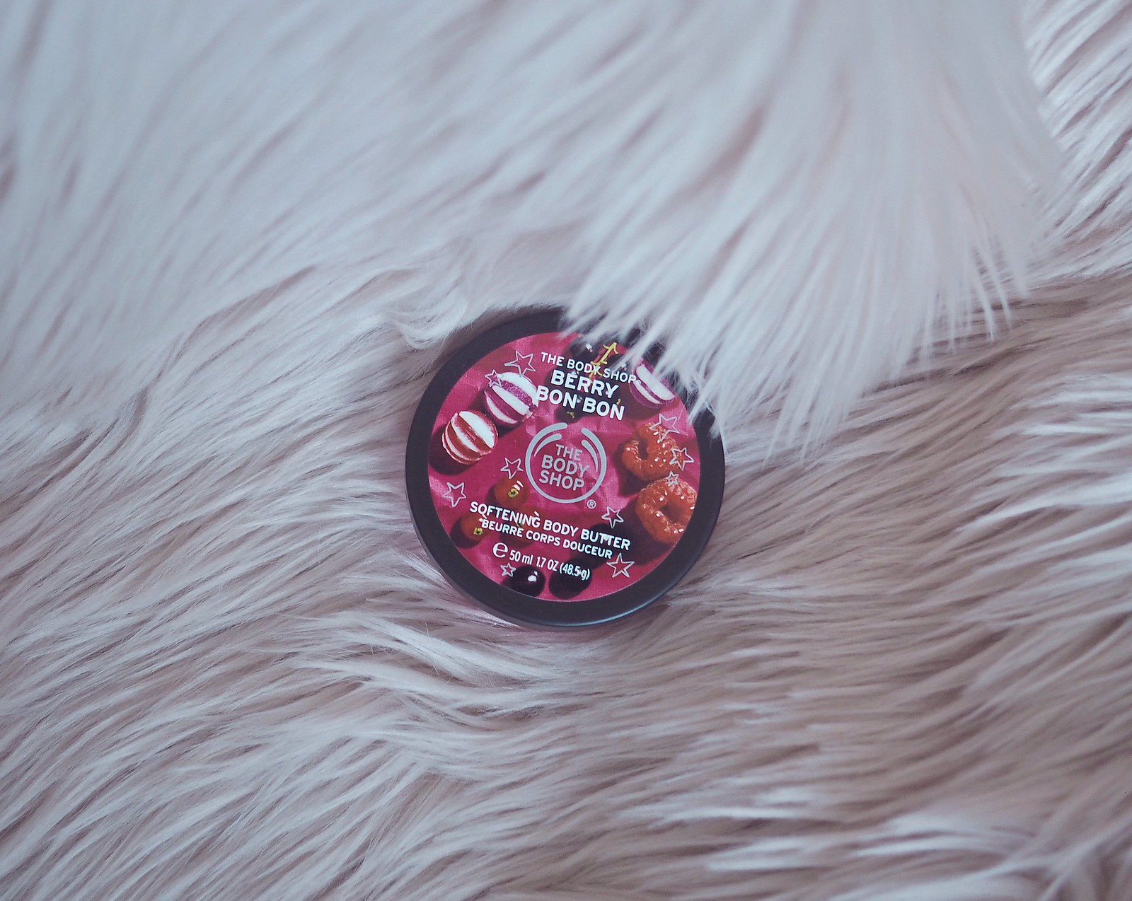 berry bonbon the body shop kausituoksu 2018