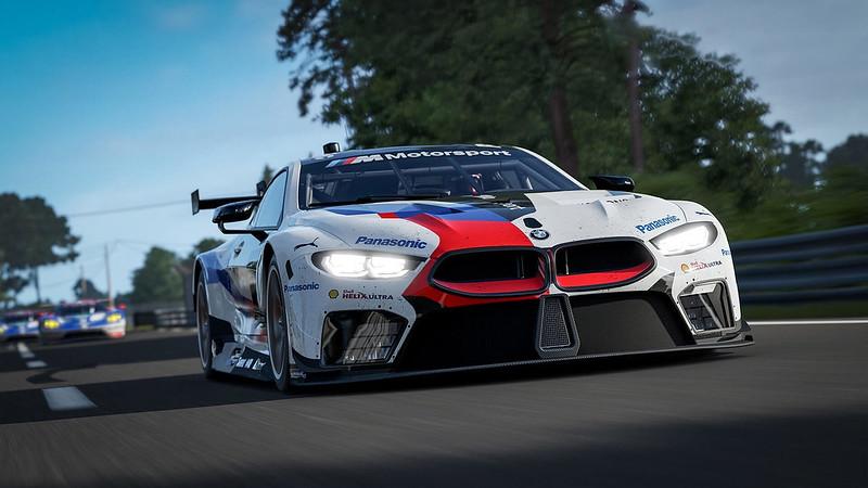Forza Motorsport 7 2018 BMW M8 GTE