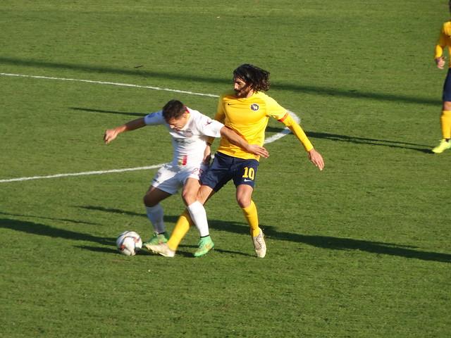 Francavilla - Santarcangelo 0-0
