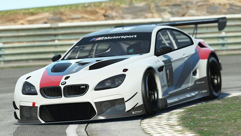 rFactor 2 BMW M6 GT3