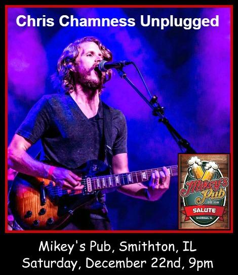 Chris Chamness Unplugged 12-22-18