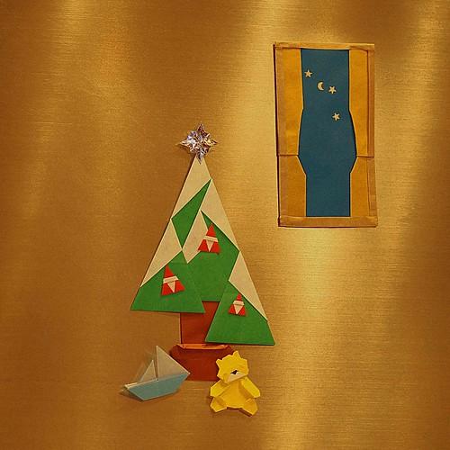 Origami Merry Christmas (Eiji Tsuchito)