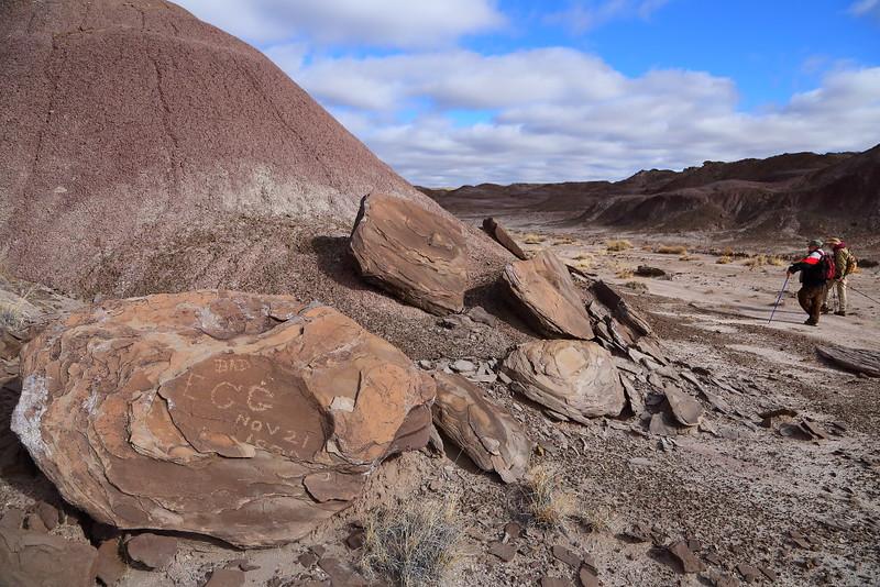 IMG_6266 Guided Backcountry Hike: Siltstone