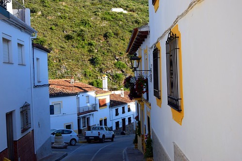 <Calle San José> Jimera de Libar (Málaga)