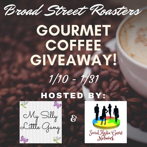 Broad Street Roasters Gourmet Coffee Giveaway