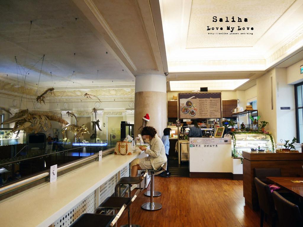 台北恐龍博物館台北車站台大醫院站負進親子餐廳咖啡廳下午茶雨天景點 (2)