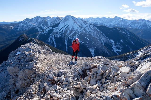 Scrambles - Mt. Baldy - Jan 2019-10