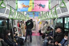 """山手線, 日本, 東京, 電車, 電車内, """"Yamanote Line"""", Japan, Tokyo, Train, """"East Japan Railway Company"""", """"JR East"""", JR"""