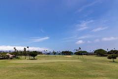 Golf course Ka'anapali Beach Maui