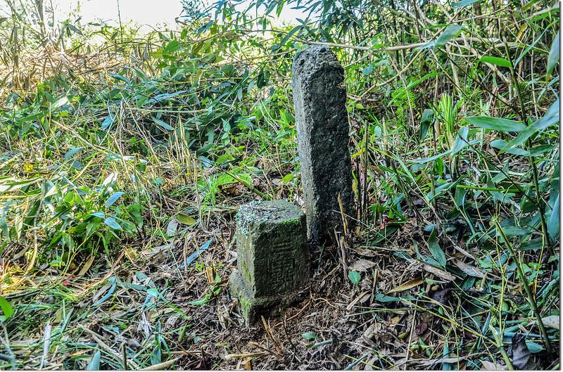 番子寮山主峰冠字次中(06)山字森林三角點(Elev. 1332 m) 2